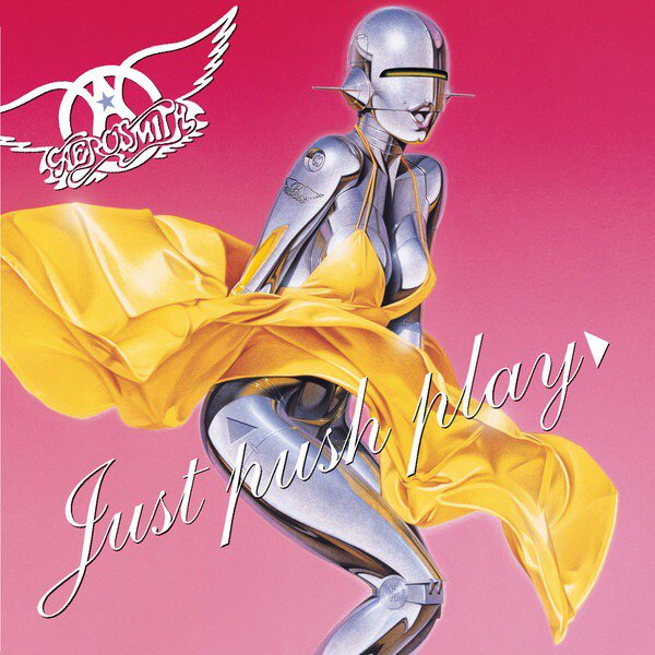 Jaded  - Aerosmith (Just Push Play) HAPPY BIRTHDAY !! MR. STEVEN TYLER !!