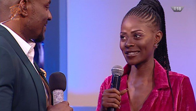 #BBNaija 2018 Week 8 Update;Evicted housemates Anto and Khloe return as the Big brother Naija game gets a reset