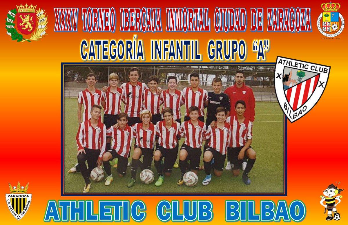 Resultado de imagen de XXXV Torneo Internacional de Futbol Base Inmortal Ciudad de Zaragoza