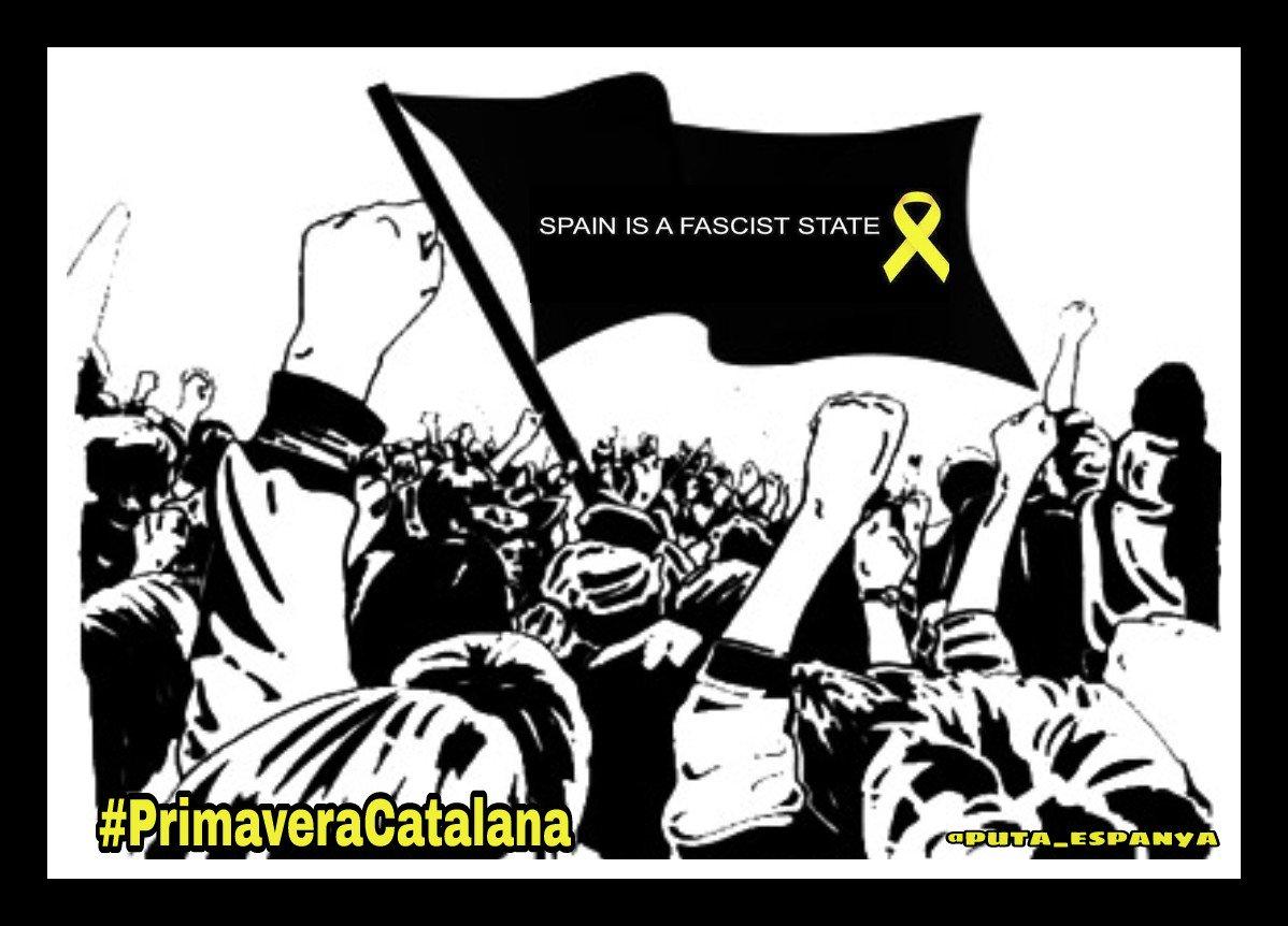 #Puigdemont #PrimaveraCatalana #lliberta...