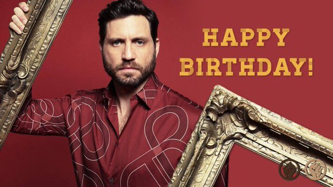 Happy birthday, Edgar Ramirez! The talented Venezuelan actor turns 41 today!