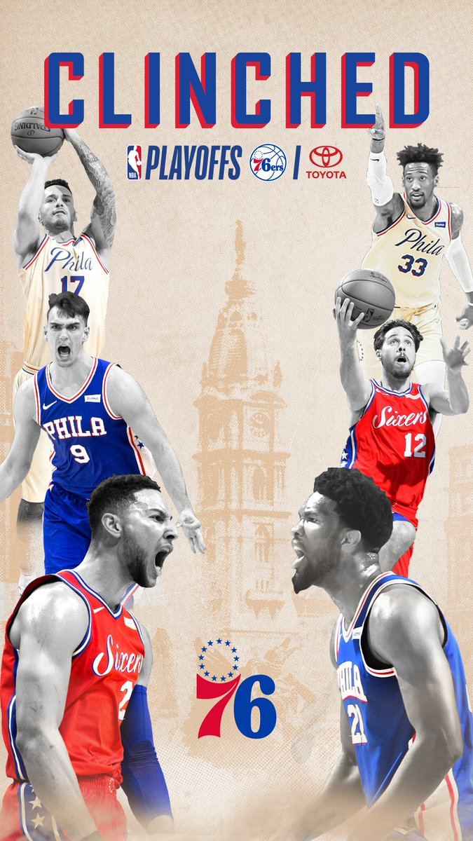 Philadelphia 76ers On Twitter Wallpaper Form For The Real Ones Heretheycome