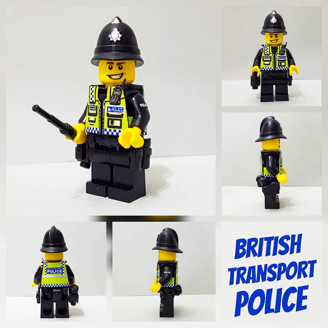 Lego Cop in GTA en Twitter:
