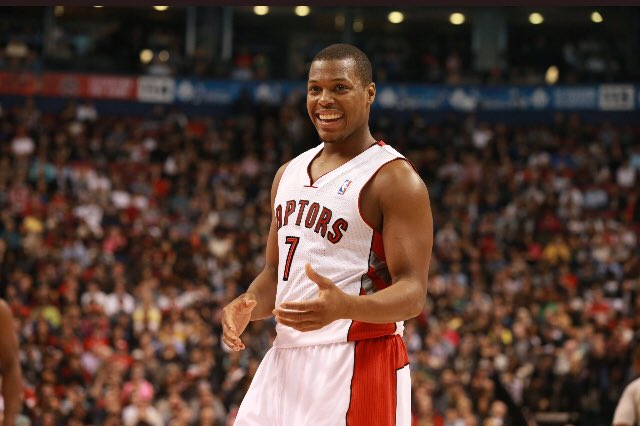 Happy Birthday Kyle Lowry. Wishing you many more successful years.