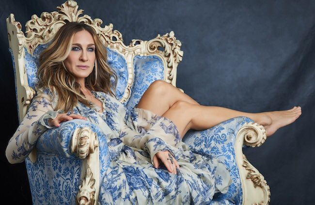 Sarah Jessica Parker turns 53 today! Happy birthday Queen!