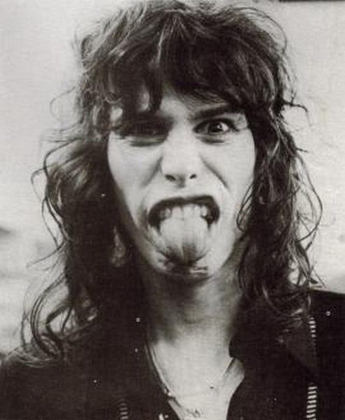 Steven Tyler- One half of the Toxic Twins, the Demon of Screamin\ Happy Birthday March 26