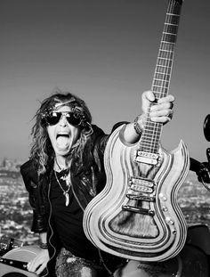 Happy 70th Birthday To Steven Tyler - Aerosmith