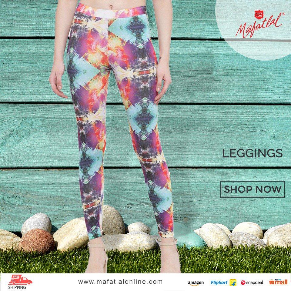 7809155fd02d7b Shop now : https://bit.ly/2nVsZXT #fashion #leggings #style #leggingsonline  #womensfashion #auranova #mafatlal #onlineshoppingpic.twitter.com/kAlEewJxhc