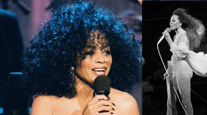 Happy Birthday to Diana Ross    About: