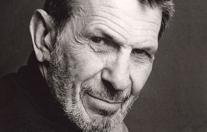 Happy Birthday to the late, great Leonard Nimoy - A true legend of our time! 1931 - 2015