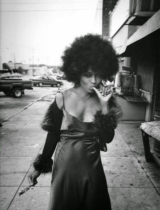 Happy Birthday Diana Ross, born on this day in 1944.  Supreme !