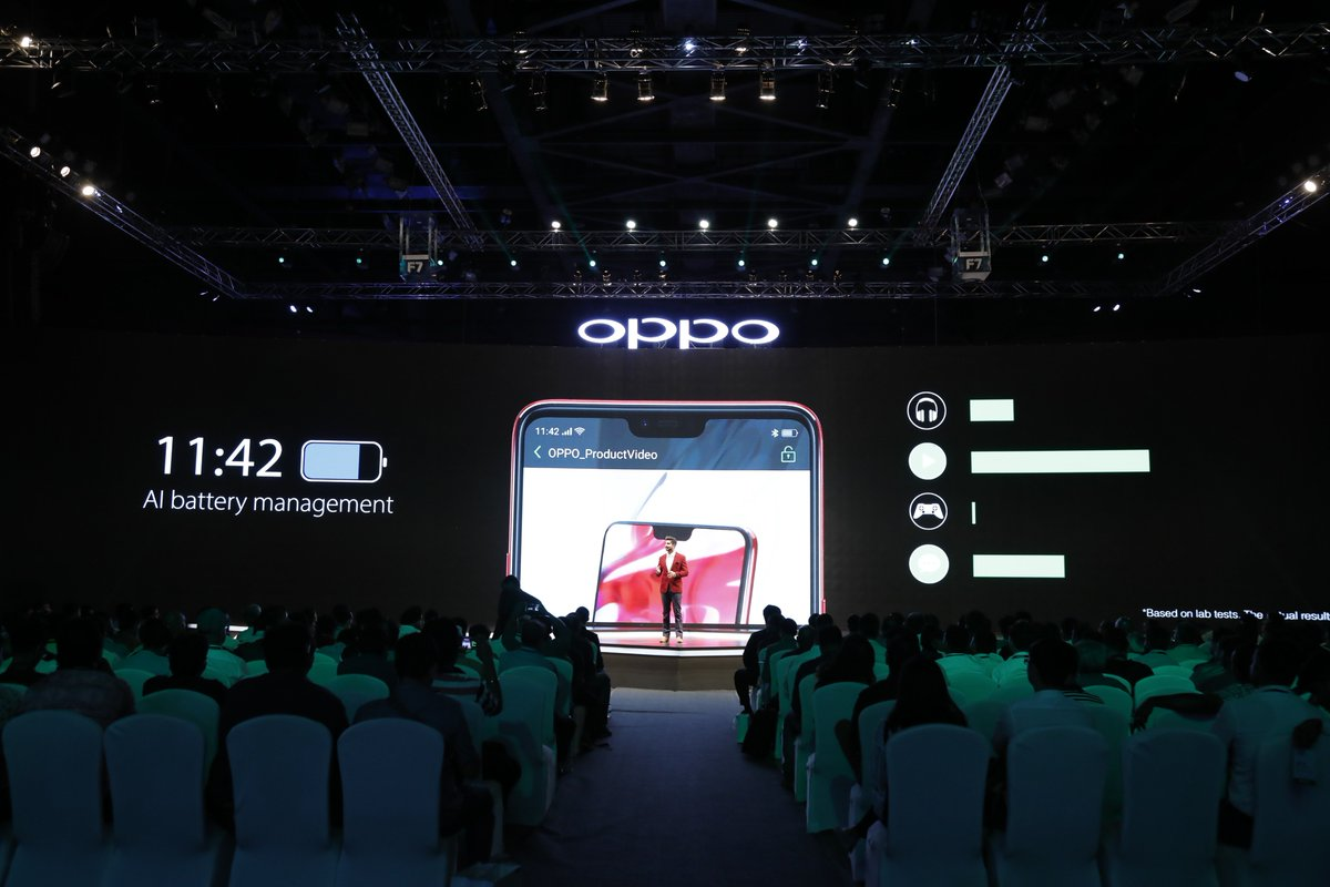 The Definition Of Perfection #GodaanOPPOF7