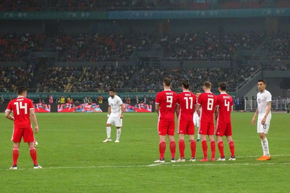Wales vs Uruguay 0-1 Highlights - 26 March 2018