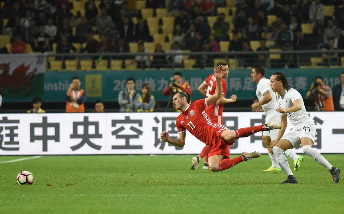 Wales vs Uruguay Highlights - 26 March 2018
