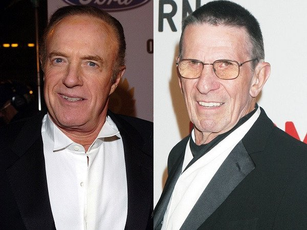 March 26: Happy Birthday James Caan and Leonard Nimoy