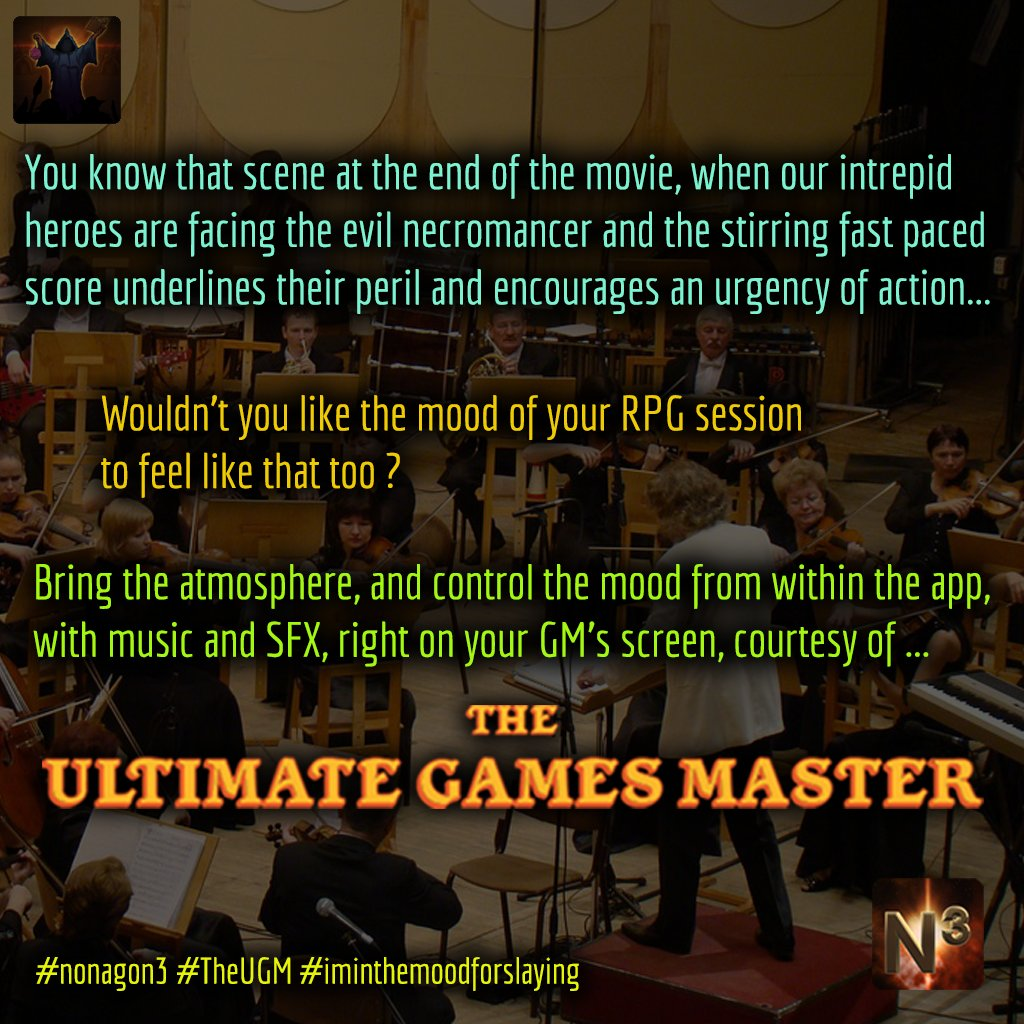 The Ultimate Games Master UGM on Twitter: