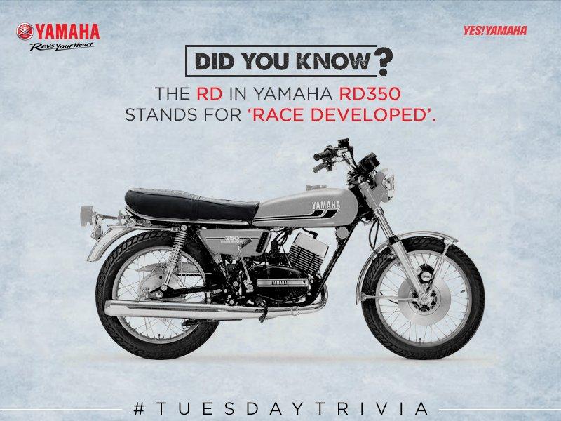Yamaha Motor India on Twitter: