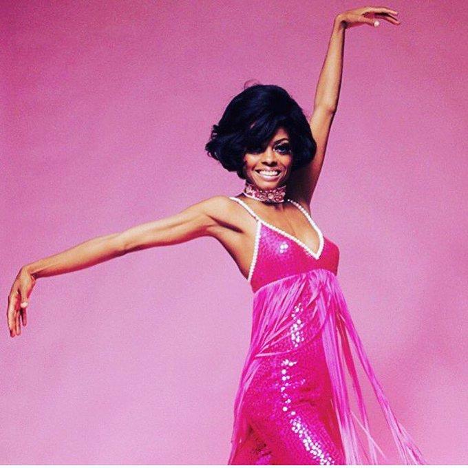Happy Birthday Diana Ross. LEGEND!