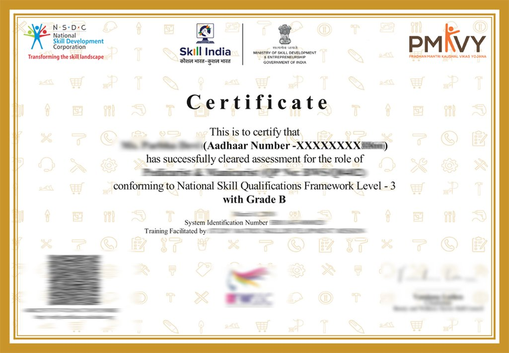 Digilocker On Twitter 2 Iti National Trade Certificates For 327