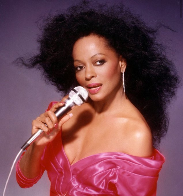 HAPPY 74th BIRTHDAY DIANA ROSS FROM THE