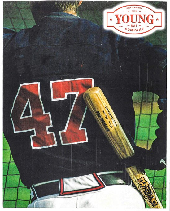 Happy late Bday Tom! We would love to send you a celebratory bat like the old days!
