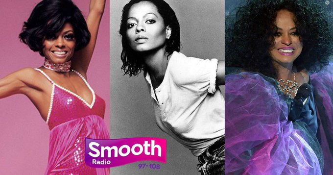 Happy 74th birthday soul legend Diana Ross! What\s your favourite Diana track?