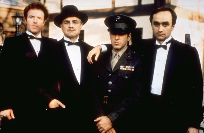 Happy 78th birthday to Sonny Corleone...James Caan.   Just keep away from those toll gates.