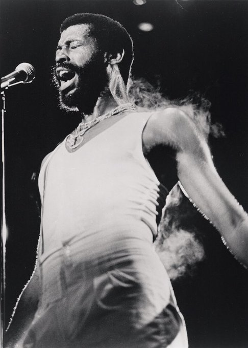 Happy Birthday Teddy Pendergrass