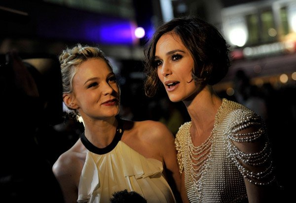 Happy birthday to Carey\s long-time friend and co-star, Keira Knightley!