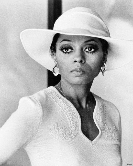 Diana Ross turns 74 today. Happy Birthday to a legend and icon!