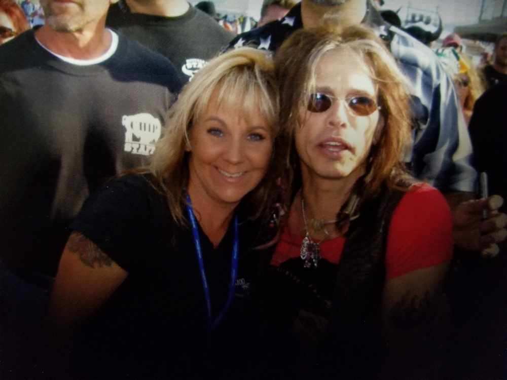 Happy Birthday Steven Tyler!  I hope it\s a great one!