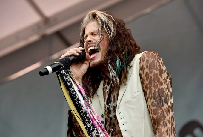 A Big BOSS Happy Birthday today to Steven Tyler from all of us at Boss Boss Radio!