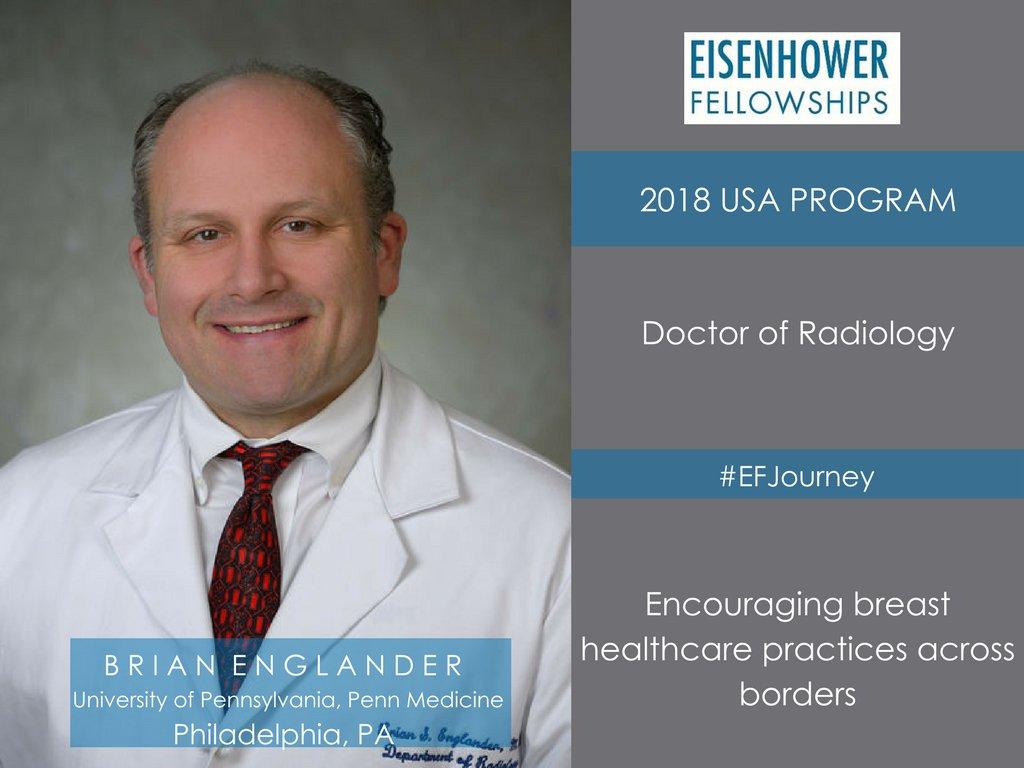 Eisenhower Fellowships on Twitter:
