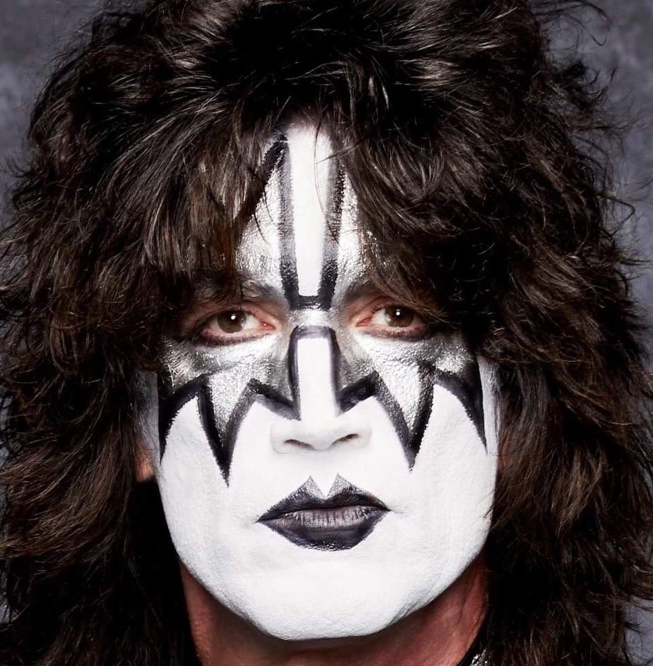 Kiss Tommy Thayer Makeup: Tommy Thayer (@tommy_thayer)