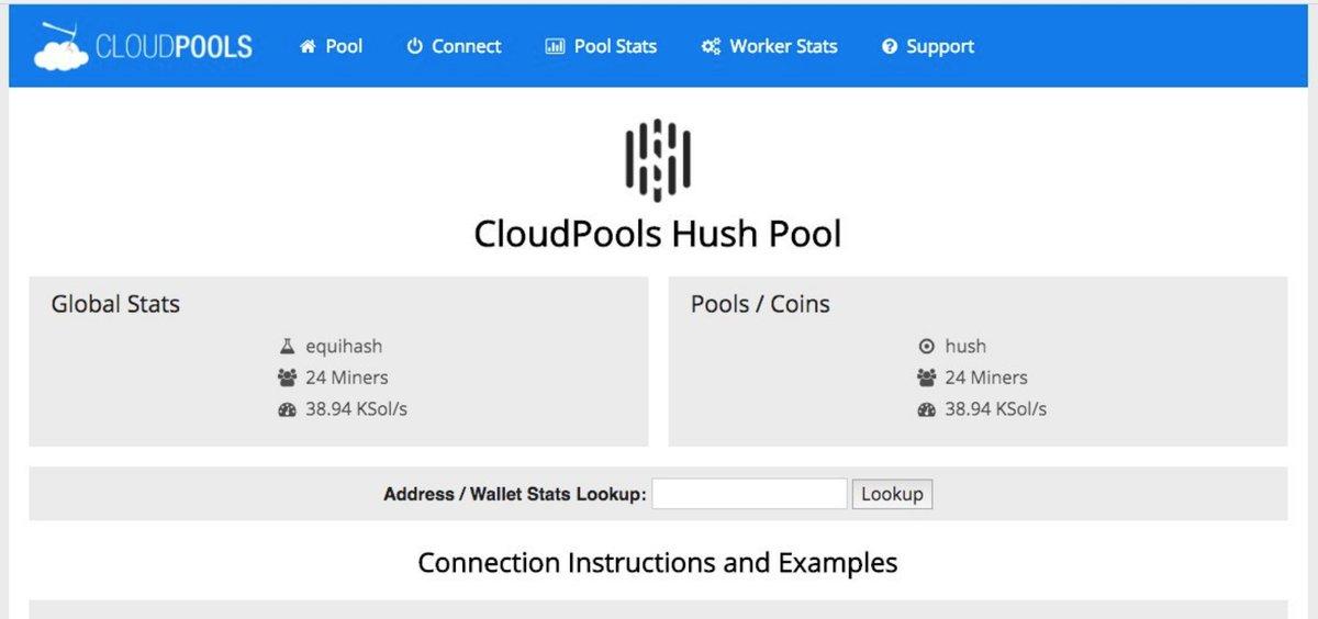 hush cryptocurrency exchange