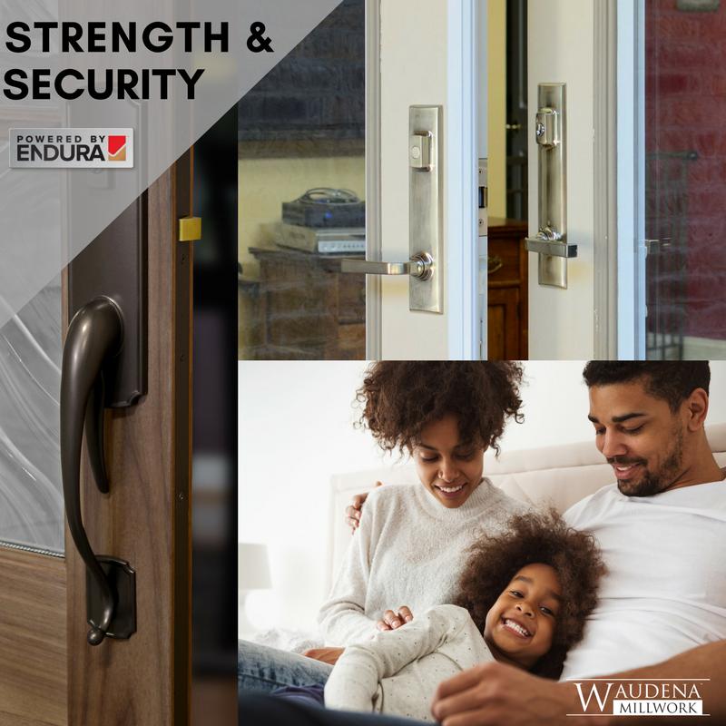 Now Available On All Waudena Millwork Exterior Doors. #exteriordoors  #lockspic.twitter.com/K0oWxTTmst