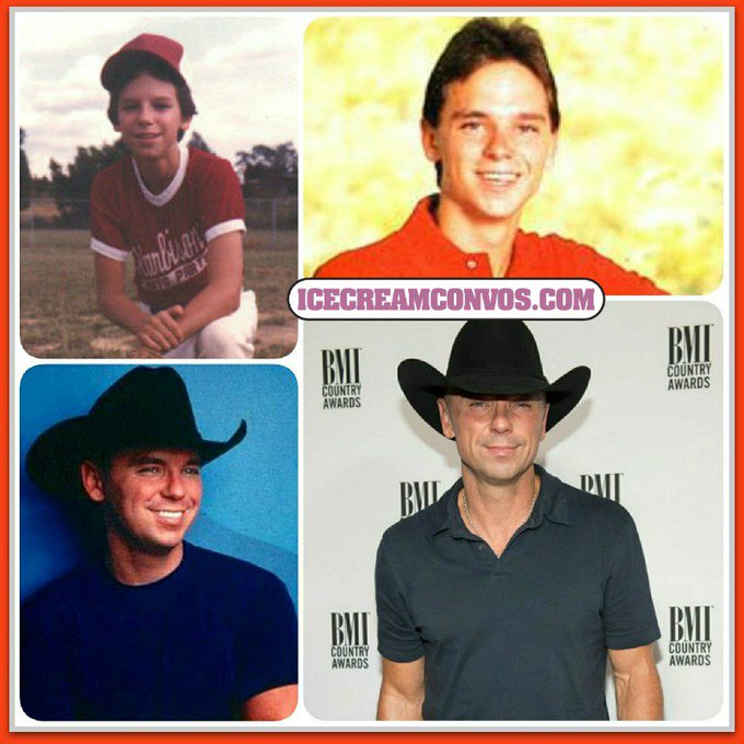 Happy 50th Birthday Kenny Chesney