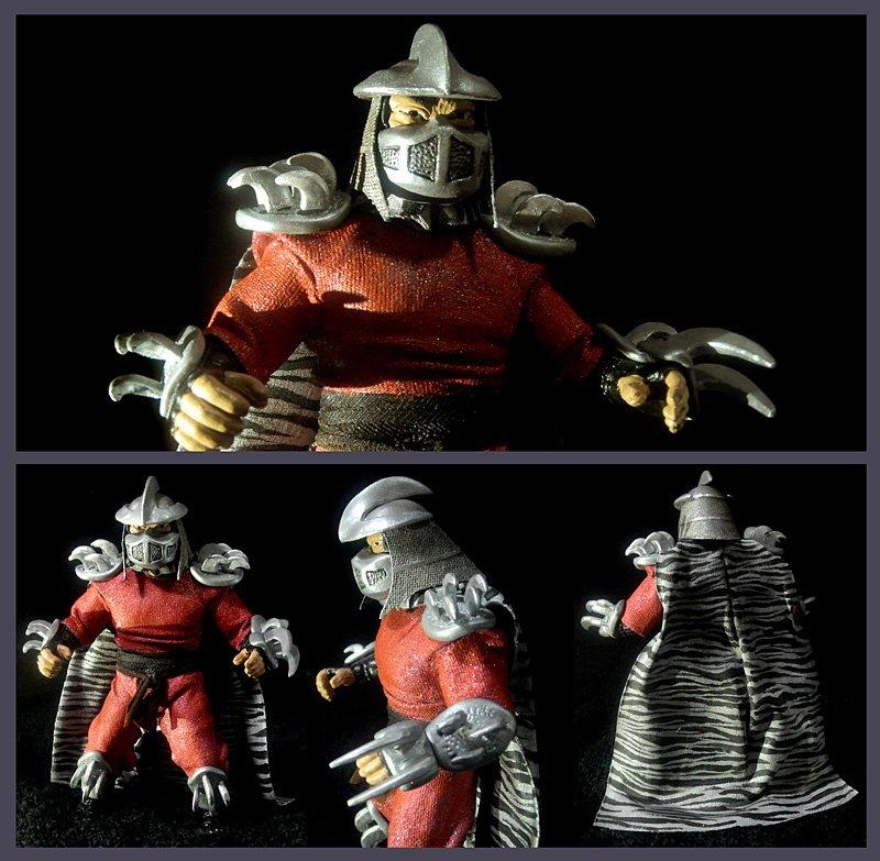 Oscar Celestini On Twitter Custom Action Figure By Me Shredder