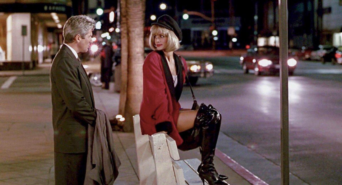 Cinematic Artistry On Twitter Pretty Woman 1990 Director Garry Marshall Cinematographer Charles Minsky