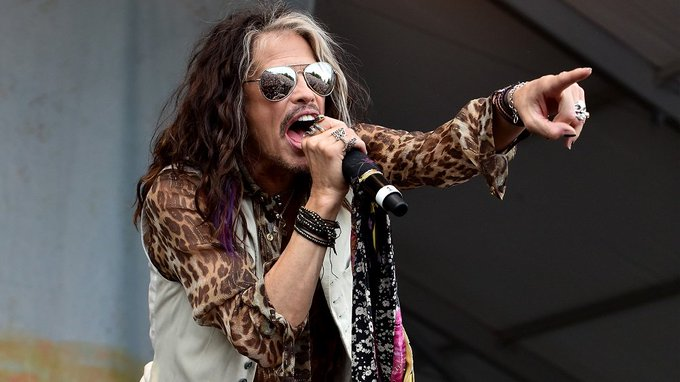Steven Tyler turns the big 7-0 today! A happy birthday to the Aerosmith frontman!