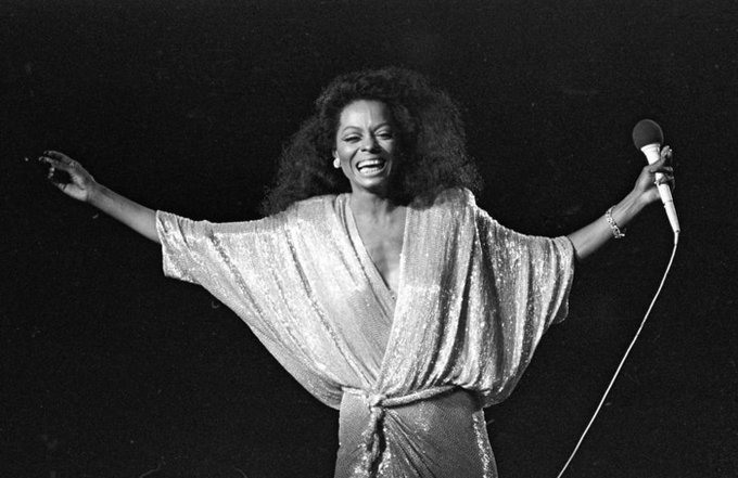 Happy birthday to Motown diva Diana Ross, who is 74 today!