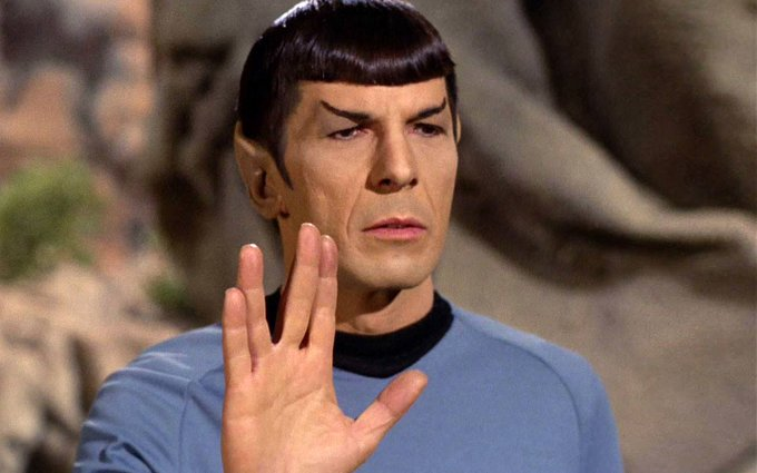 He\ll live forever on our screens and in our hearts. Happy Birthday to Leonard Nimoy.