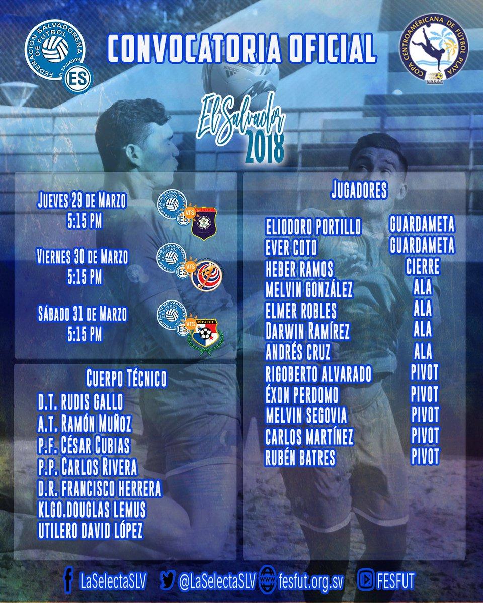 Torneo UNCAF 2018. DZOtOskXUAIgF_u