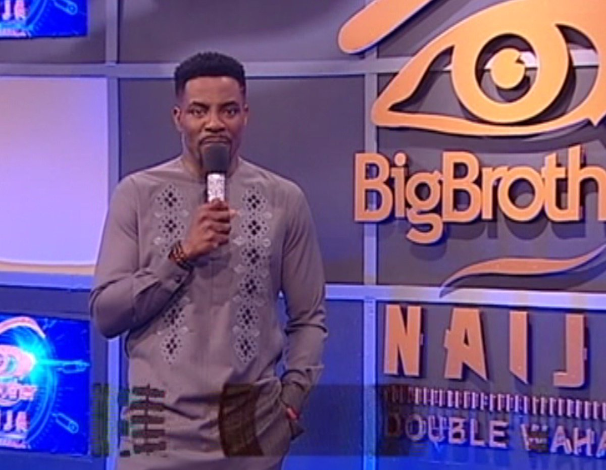 #BBNaija 2018 Week 9 Update Tobi wins head of house and Teddy-A,Cee-C,Nina and Bambam are nominated for possible Eviction