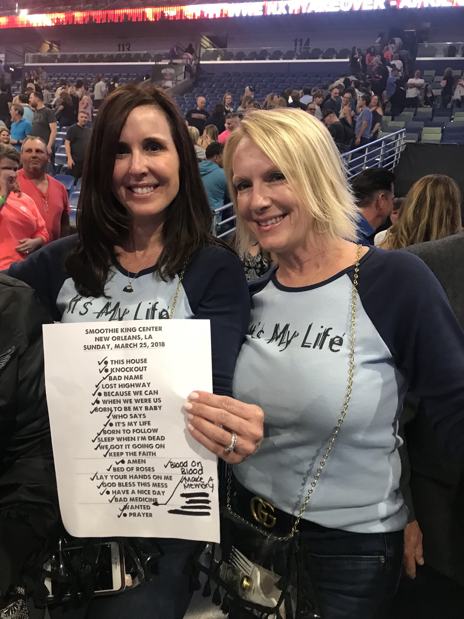 We had an awesome time in New Orleans! Let's see your pictures from the night. Post them using #THINFStour! https://t.co/z65fyl9qNq