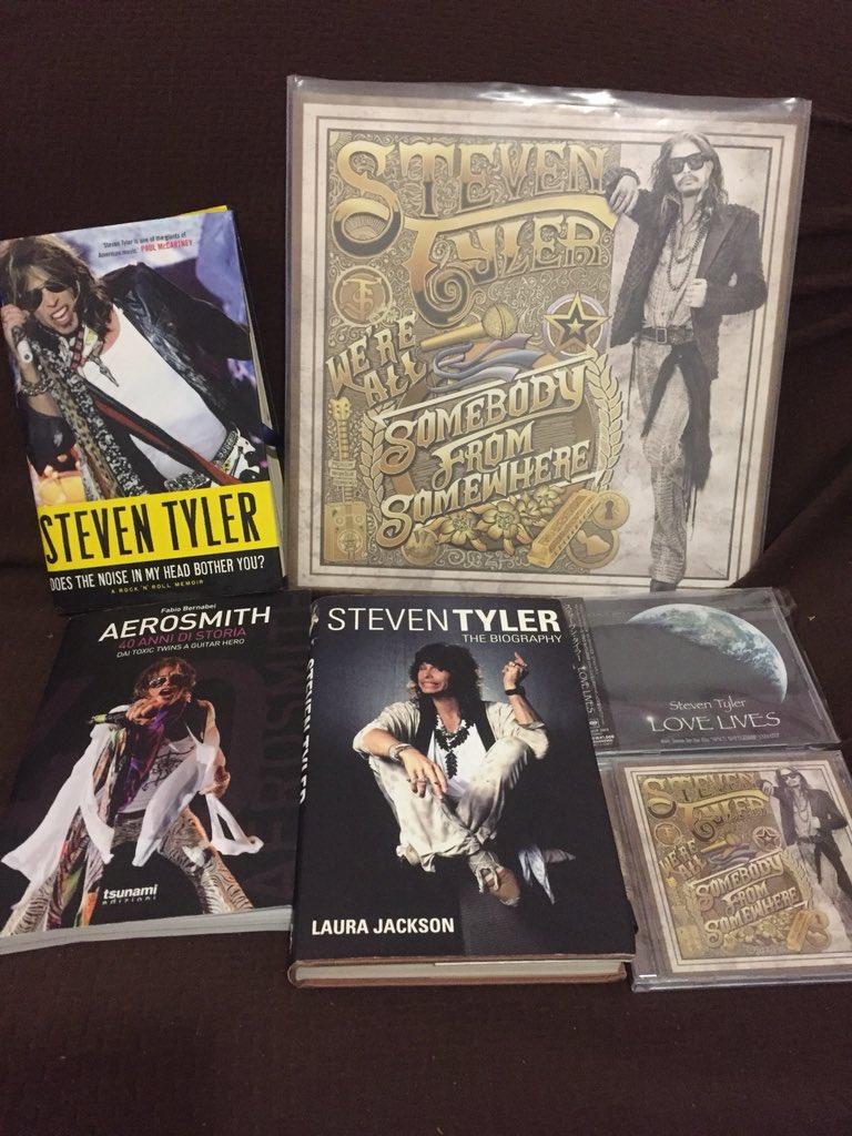 Happy 70th birthday to the Demon of Screamin, Mr. Steven Tyler!