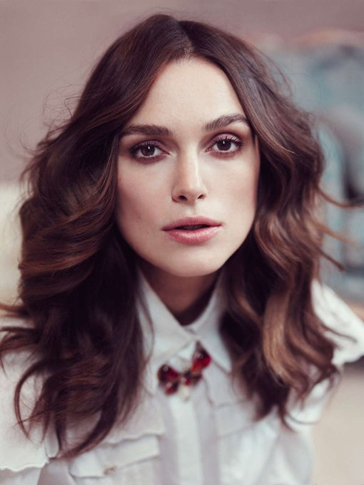 Happy birthday to Keira Knightley! She is 33 today!