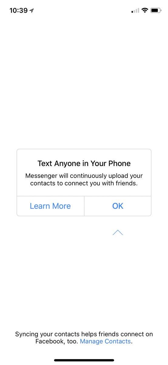 كيفية رؤية وحذف جهات الاتصال التي قمت بمشاركتها مع Facebook