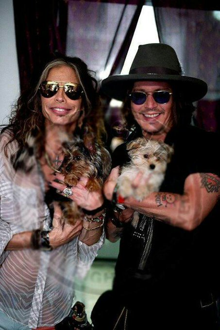 Happy Birthday to the legend himself Mr. Steven Tyler!