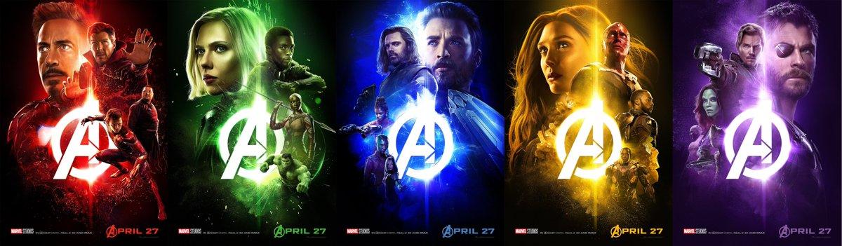 "joshua yehl on twitter: ""if you line up marvel's new avengers"